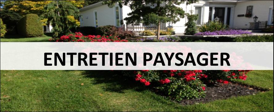 Entretien paysager les jardins de sophie sp cialiste en for Entretien paysager