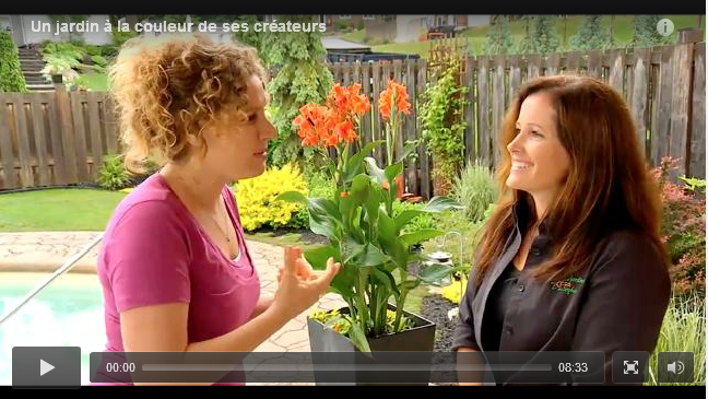 video tva jardins de sophie